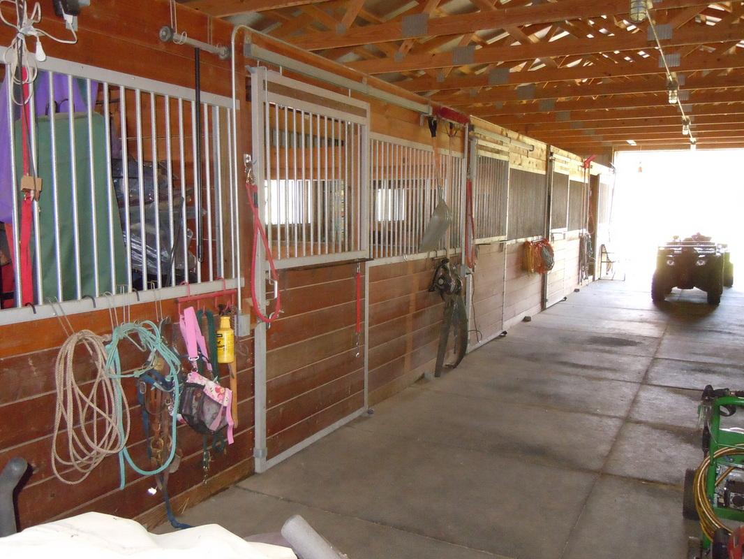 Horse Boarding - Cranbury Brook Farm